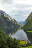 Norway fjord Stock Images