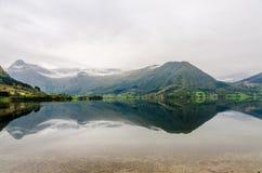 Norway fjord Stock Photos