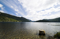 Norway, fjord scenic Stock Photography