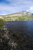 Norway, fjord scenic royalty free stock photo
