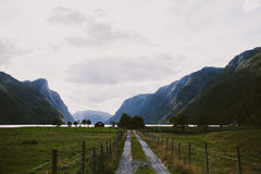 Norway Fjords Stock Images