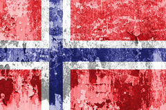 Norway Flag Stock Photo