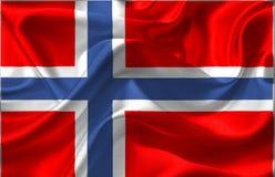 Norway Flag Stock Photos