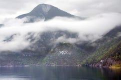 Norway. The Geiranger fjord. Stock Photo