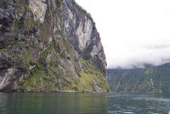Norway - Geirangerfjord. Europe travel destination Royalty Free Stock Photo