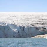 Norway: Glacier Royalty Free Stock Image