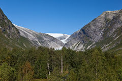 Norway - glacier Stock Images