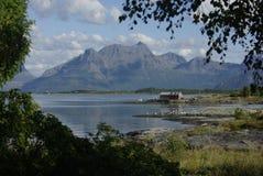Norway   , Hamaroy, Ness Royalty Free Stock Image