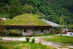 Norway house Stock Photo