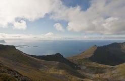 Norway, island Senja Stock Photos