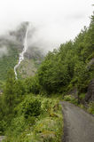 Norway - Jostedalsbreen National Park - Nature. Europe travel destination Royalty Free Stock Image