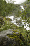 Norway - Jostedalsbreen National Park - Nature. Europe travel destination Stock Image