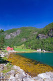 Norway in July Royalty Free Stock Photography
