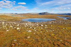 Norway landscape Royalty Free Stock Photo