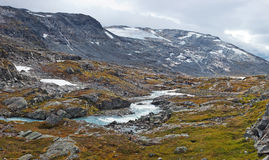 Norway landscape Royalty Free Stock Photography