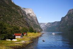 Norway landscape Stock Photography