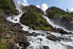 Norway landscape. Stock Image