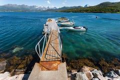 Norway landscape. Royalty Free Stock Photo