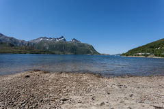 Norway landscape. Royalty Free Stock Photos