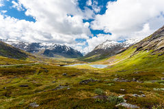 Norway landscape. Stock Photos