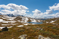 Norway landscape. Stock Photo