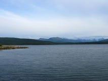 Norway landscape Nesjestranda Stock Image