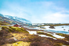 Norway landscape Royalty Free Stock Photos