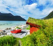 Norway landscapes Stock Photos
