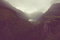 Norway landscapes Stock Photo