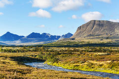 Norway landscapes Royalty Free Stock Image