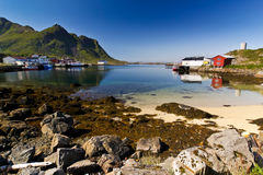 Norway - Lofoten Royalty Free Stock Photos