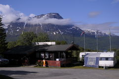 Norway Lofoten Royalty Free Stock Photography