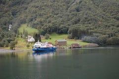 Norway miejsce Obrazy Royalty Free