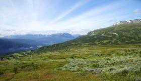 Norway Mountains Royalty Free Stock Photos