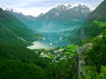 Free Norway Mountains Stock Photos - 5686073