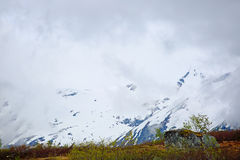 Norway mountains Stock Photography