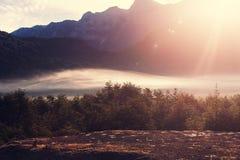 Norway mountains Stock Photos