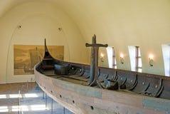 norway muzealny statek Oslo Viking Zdjęcie Stock