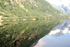 Norway, Naeroyfjord Stock Images