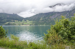 Norway - Beautiful landscape. Norway - Nature - Landscape - Europe travel destination Royalty Free Stock Image
