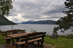 Norway, Norwegian fjord Royalty Free Stock Photography