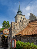 Norway Pavilion, World Showcase, Epcot Royalty Free Stock Photo