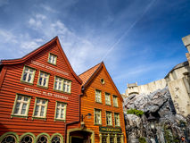 Norway Pavilion, World Showcase, Epcot Stock Image