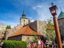 Norway Pavilion, World Showcase, Epcot stock photos