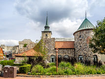 Norway Pavilion, World Showcase, Epcot Royalty Free Stock Image