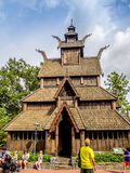 Norway Pavilion, World Showcase, Epcot Royalty Free Stock Images