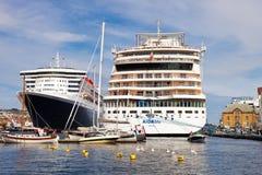 norway portowy Stavanger Obraz Stock
