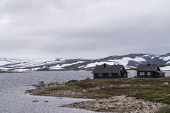 Norway rural landscape Stock Image