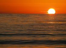 norway słońce Zdjęcia Royalty Free
