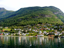 Norway's Fjords Stock Images